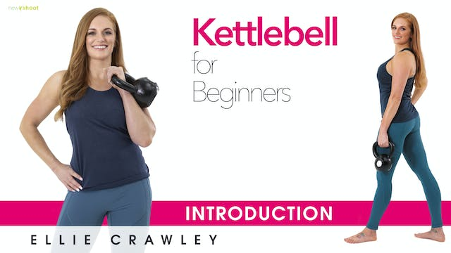 Ellie Crawley: Kettlebell for Beginne...