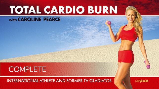 Caroline Pearce: Total Cardio Burn - Complete
