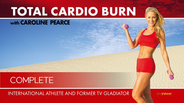 Caroline Pearce: Total Cardio Burn - ...