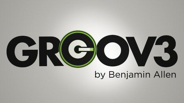 Groov3 by Benjamin Allen