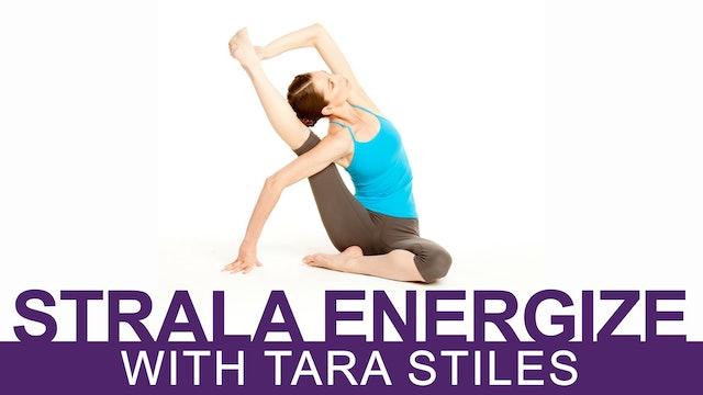 Tara Stiles: Strala - ENERGIZE