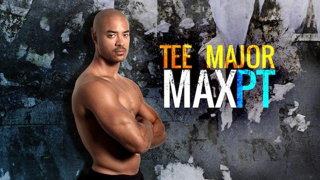 Tee Major: MAX PT