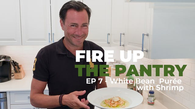 Fire Up The Pantry: Episode 7 - Itali...