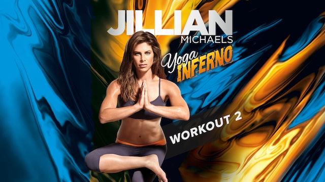 Jillian Michaels: Yoga Inferno - Workout 2