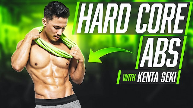Kenta Seki: Hard Core Abs