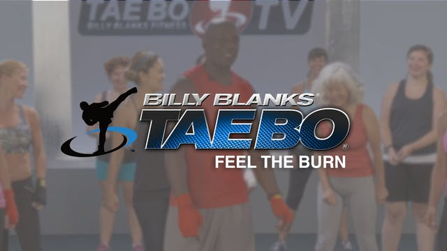 Billy Blanks: Feel the Burn