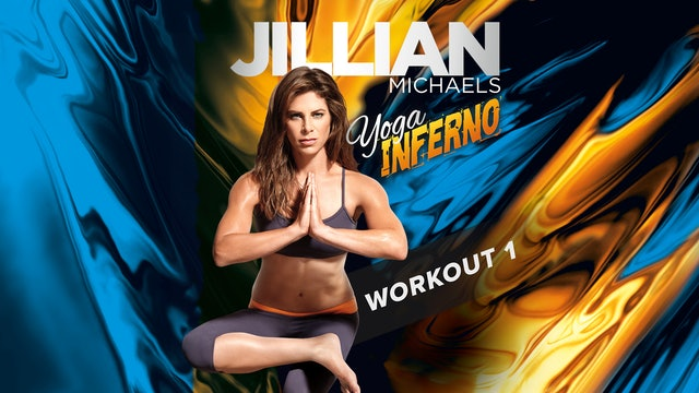 Jillian Michaels: Yoga Inferno - Workout 1