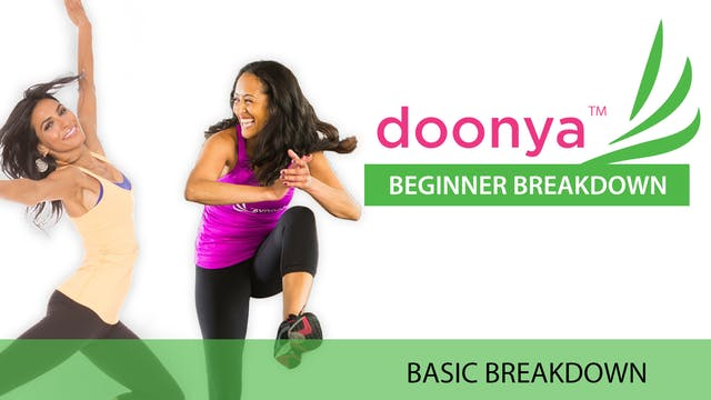 Doonya: Beginner Breakdown - Basic Br...
