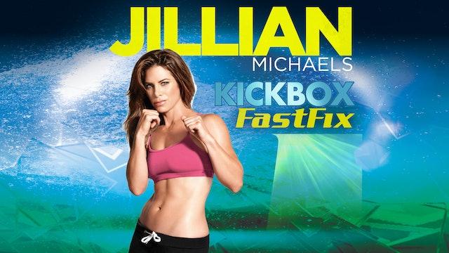 Jillian Michaels: Kickbox Fast Fix - Complete