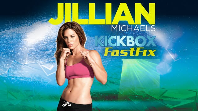 Jillian Michaels: Kickbox Fast Fix - ...