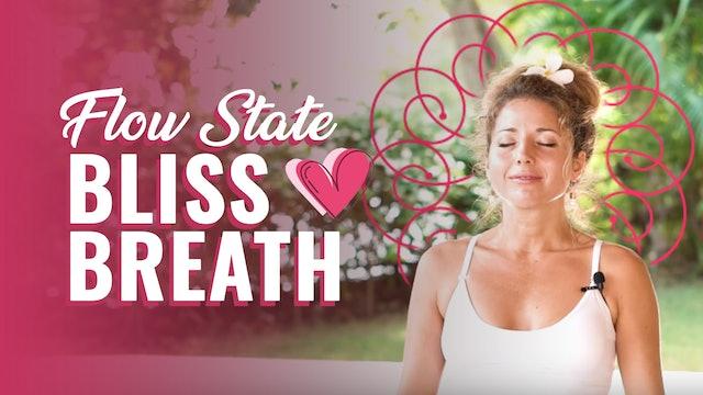 Dashama 7-Day Flow State Challenge: Day 2 - Flow State Bliss Breath
