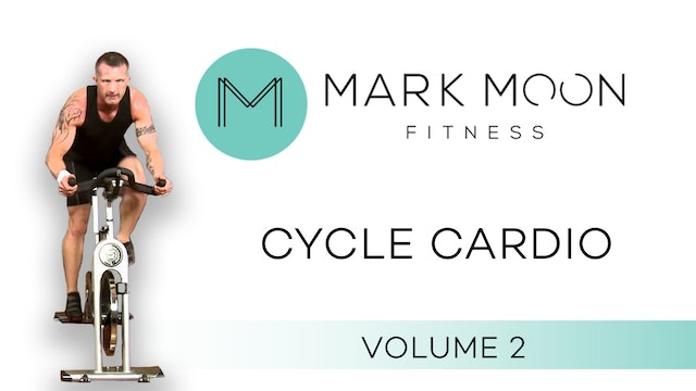 Mark Moon: Cycle Cardio - Volume 2