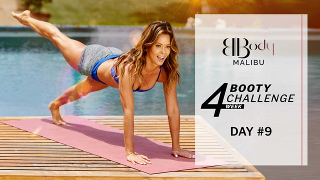 Brooke Burke: Day 9 | 4-week Booty Challenge