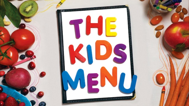 The Kids' Menu