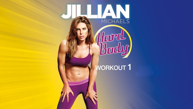 Jillian Michaels: Hard Body - Workout 1