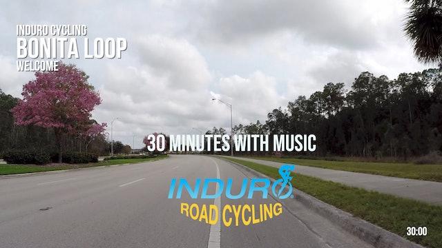 Induro Cycling with Music: Bonita Springs, Florida - 30 Minute Ride