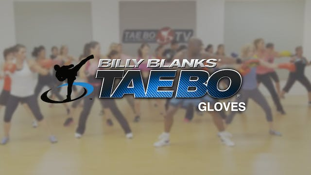 Billy Blanks: Gloves