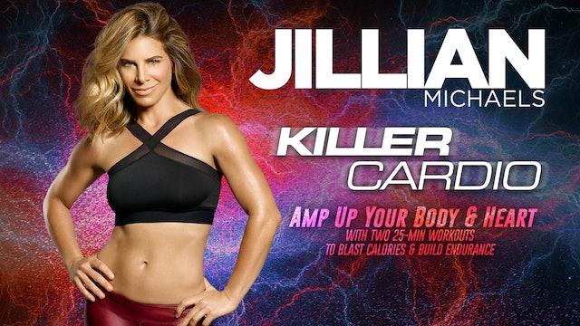 Jillian Michaels: Killer Cardio