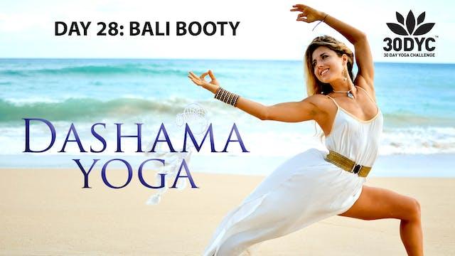 30 Day Yoga Challenge: Practice 28 - ...