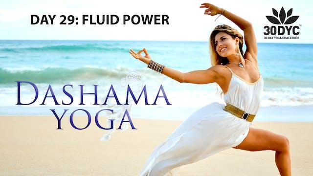 30 Day Yoga Challenge: Practice 29 - ...