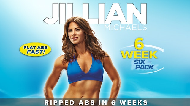 Jillian Michaels: 6 Week Six Pack - Complete