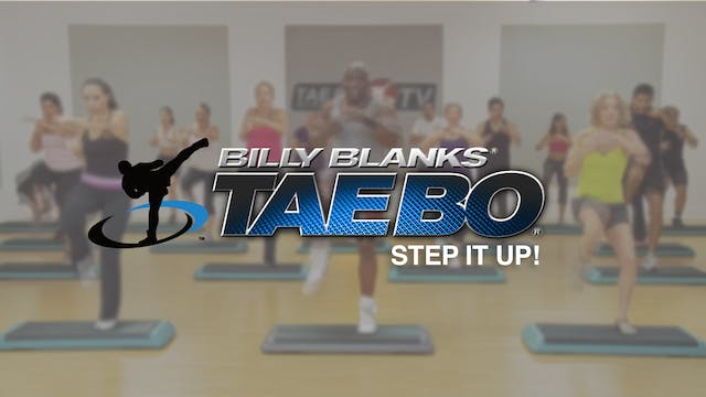 Billy Blanks: Step It Up!
