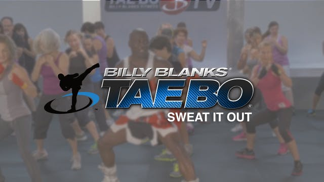 Billy Blanks: Sweat It Out
