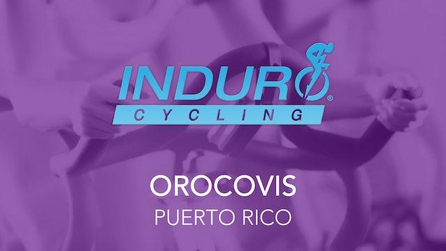 Induro Cycling Studio: Orocovis, Puerto Rico