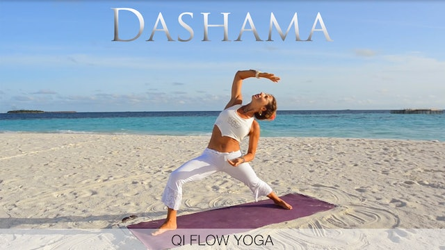Dashama: Qi Flow Yoga