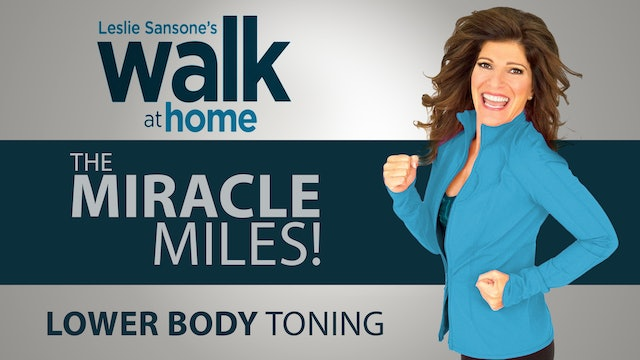 Leslie Sansone: Lower Body Toning