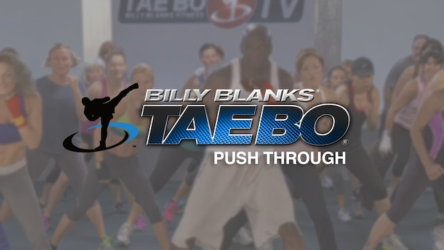 Billy Blanks: Push Through