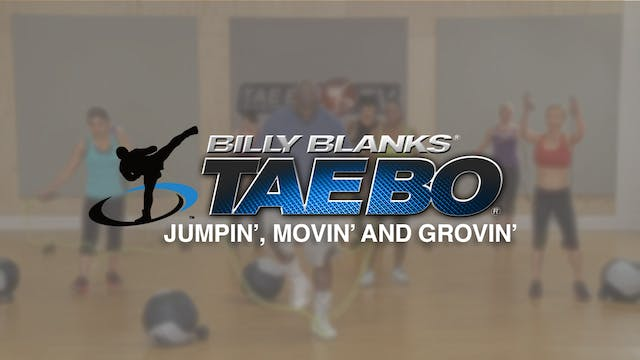 Billy Blanks: Jumpin', Movin' and Gro...