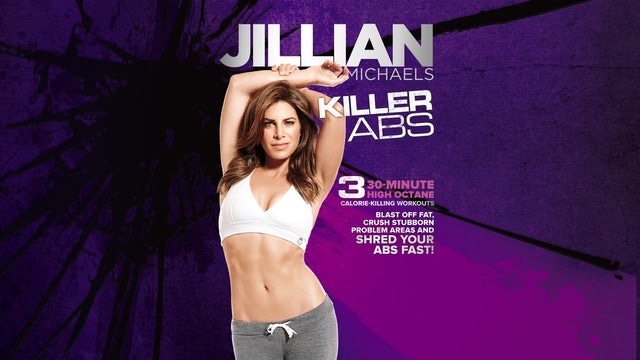 Jillian Michaels: Killer Abs - Complete