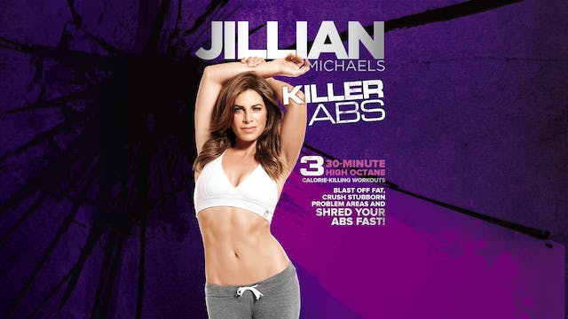 Jillian Michaels: Killer Abs - Complete