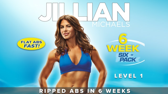 Jillian Michaels: 6 Week Six Pack - Level 1