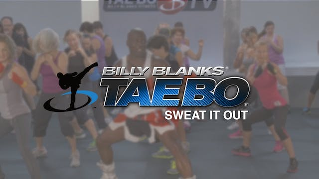 Billy Blanks: Sweat It Out with Billy...