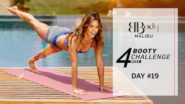 Brooke Burke: Day 19 | 4-week Booty Challenge