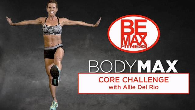 BEMAX: BodyMAX Core Challenge