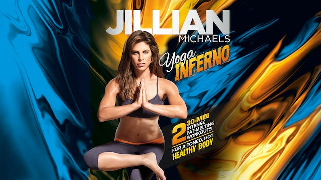 Jillian Michaels: Yoga Inferno - Comp...