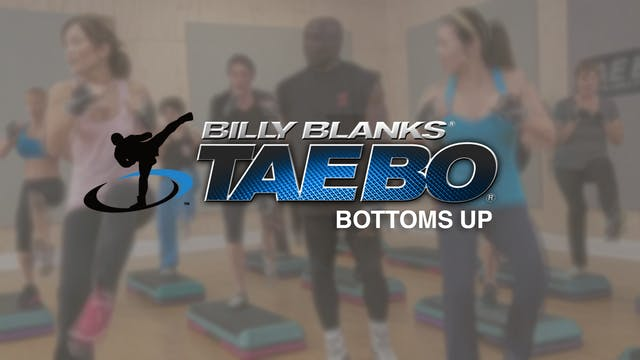 Billy Blanks: Bottoms Up