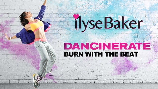 Ilyse Baker: Dancinerate - Burn With The Beat
