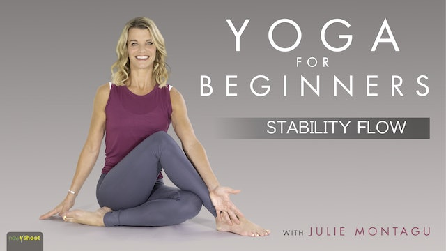 Yoga For Beginners: Practice 3 - Stability Flow