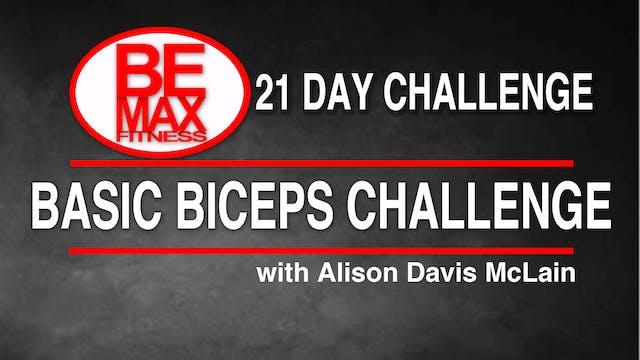 Biceps Challenge