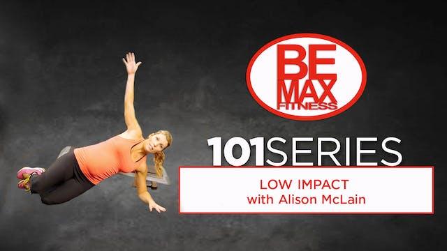 Bemax 101: Low Impact Cardio