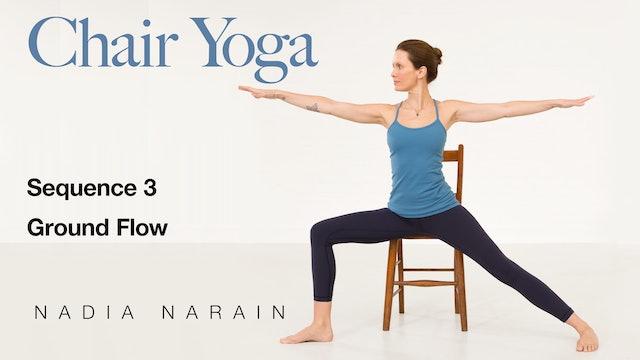 Nadia Narain: Chair Yoga - Sequence 3