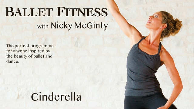 Nicky McGinty: Ballet Fitness - Cinderella