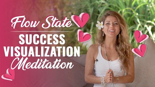 Dashama 7-Day Flow State Challenge: Day 5 - Visualization Meditation