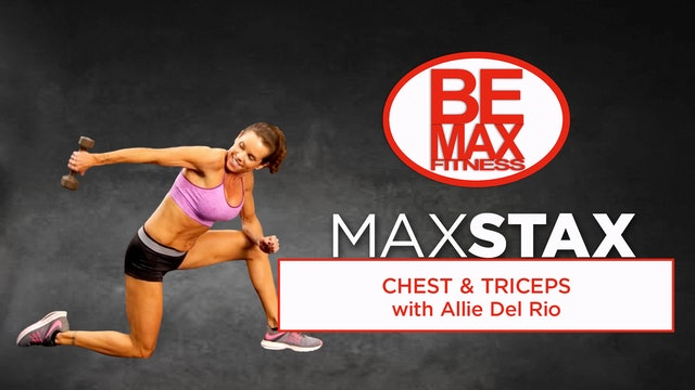 BEMAX Stax: Chest & Triceps