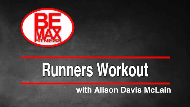 Bemax: Runner's Workout