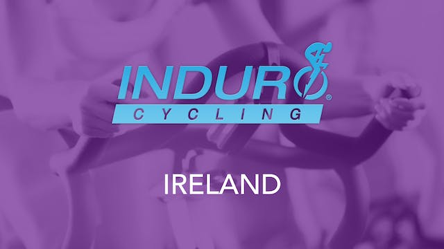 Induro Cycling Studio: Ireland